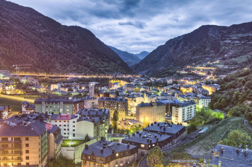 Hotelazo de lujo en Andorra