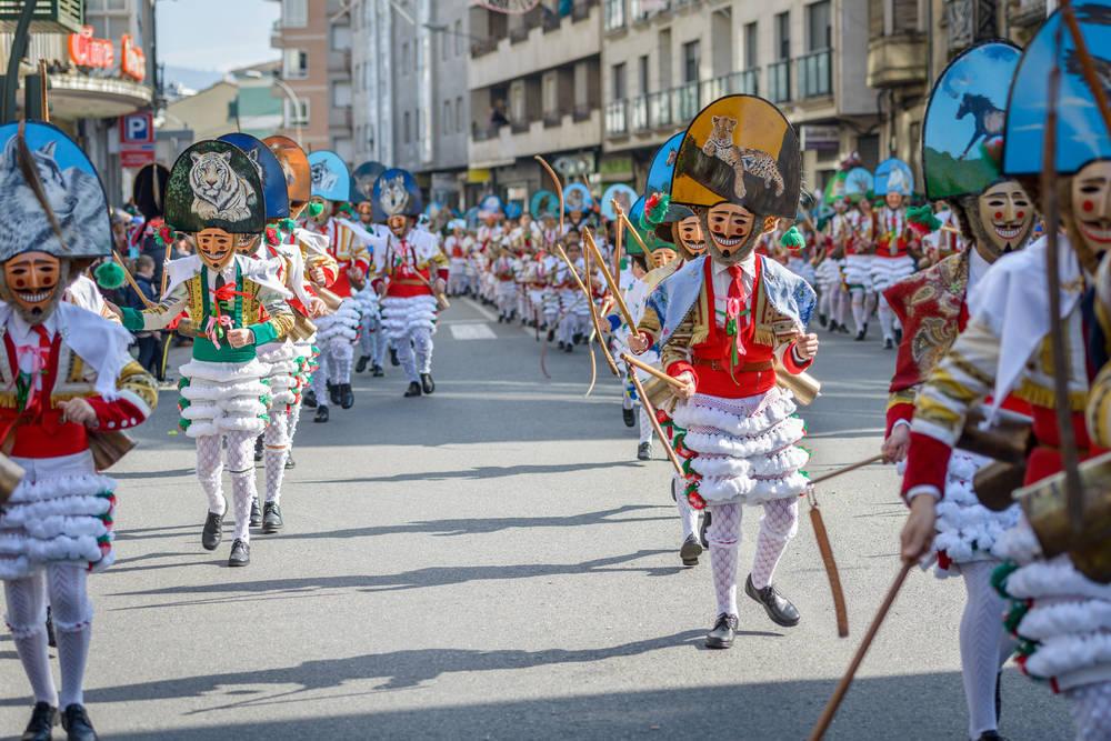 El carnaval más largo de España se vive en Ourense