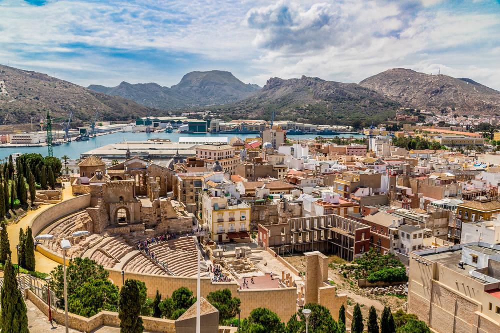 Cartagena, uno de los destinos más desconocidos de España