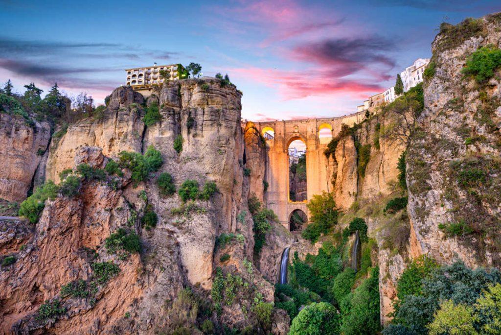 El medievo sigue vivo en España: Ronda