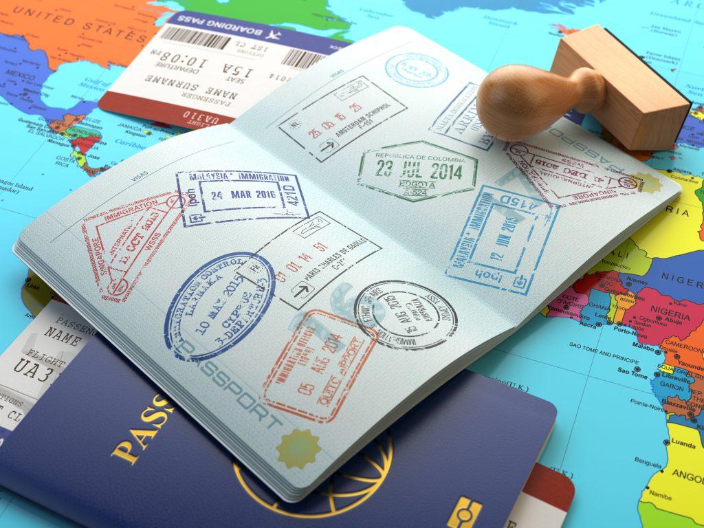 Cuidado con el visado